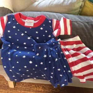 Fourth of July pajamas
